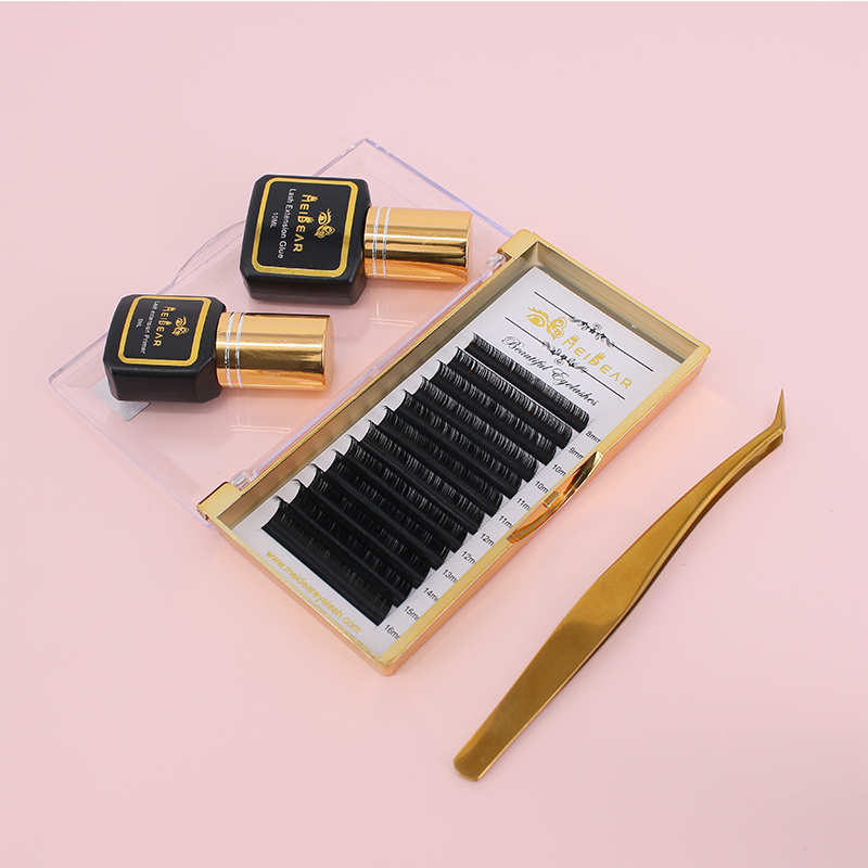 Mink Eyelash Extensions Supplies  Wholesale  Light Lashes Individual Eyelashes OL