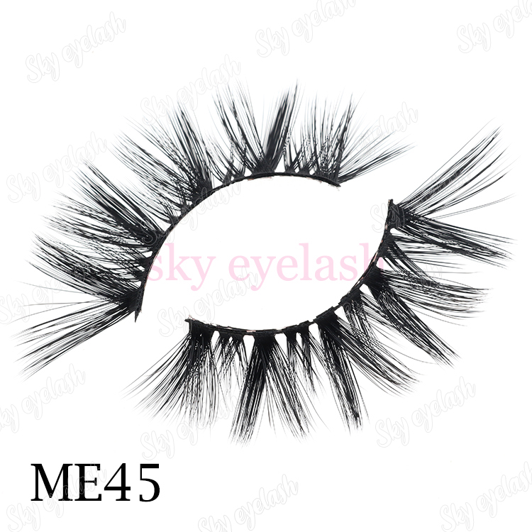 3D faux mink eyelash vendor supplies the best false eyelashes to NYC-BW