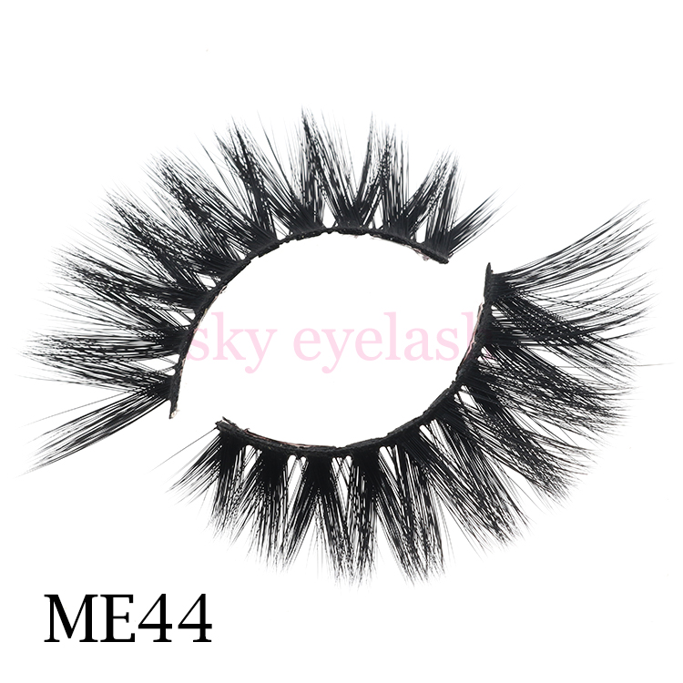 Best seller 10 3D faux mink eyelashes wholesale to US/UK 2020