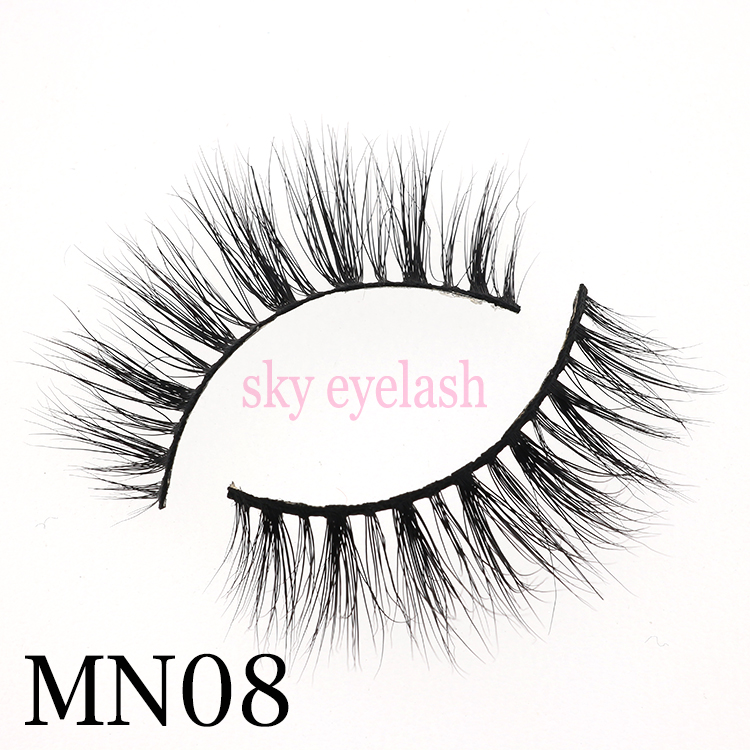 OEM service 3D mink eyelash private label cruelty ...