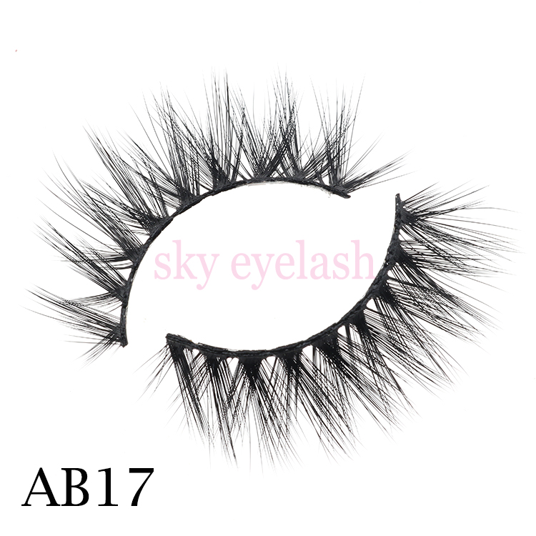 Top 10 3D faux mink eyelashes wholesale for US/UK 2020