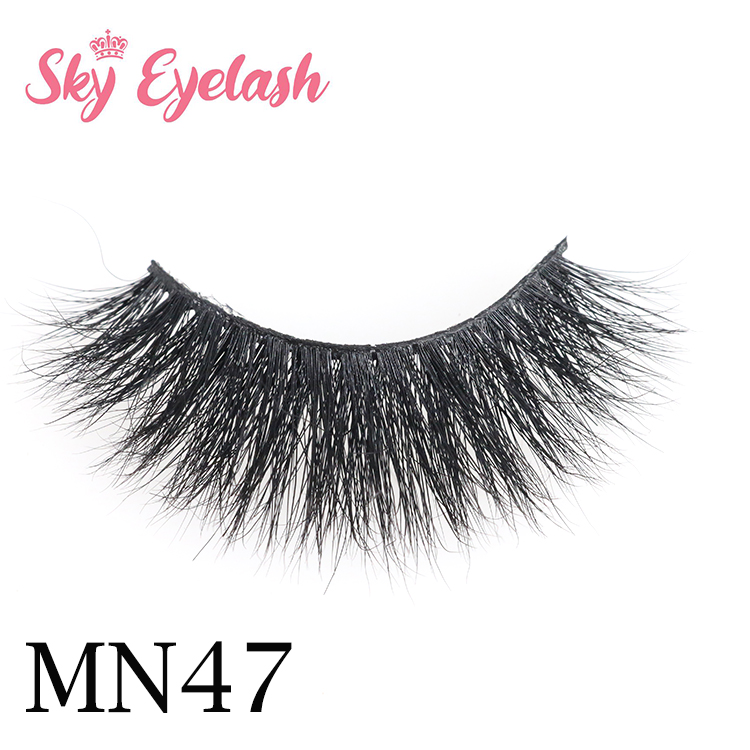Best vendor for 3d real mink eyelashes with private lash box wholsale USA  YO