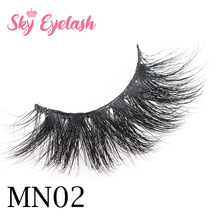 2020 new arrival top 9 3D mink eyelashes wholesale to US