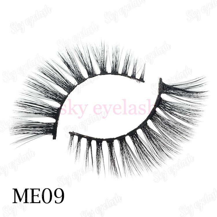 Best false eyelashes vendor wholesale handcraft natural eyelashes to UK US CA-SX