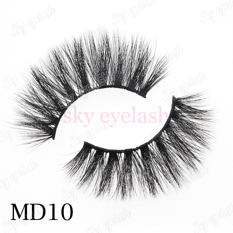 Eyelash wholesaler manufacturer cheap price 3D faux mink eyelashes to all country-SX