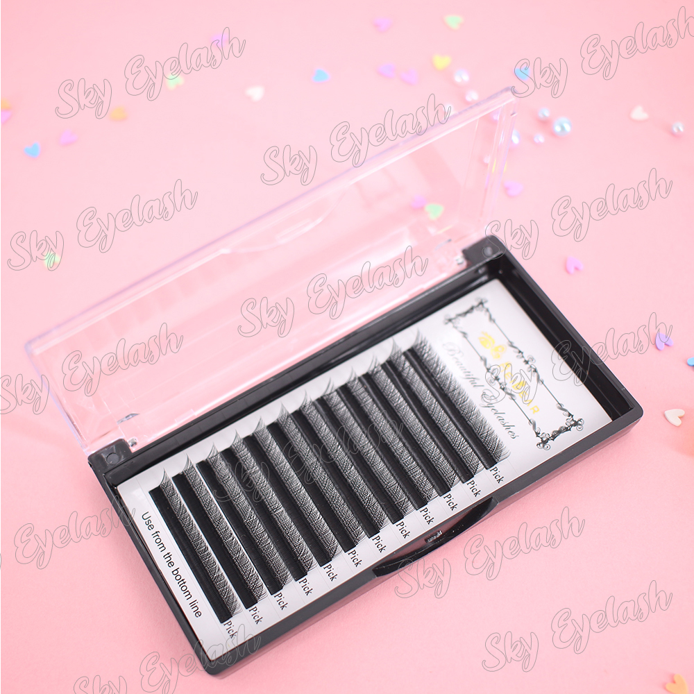 Individual lash extensions vendors in China wholesale to US, UK, Australia.