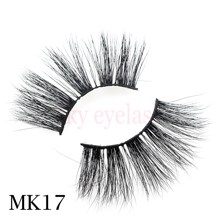 Mink lash vendors wholesale cruelty free 25mm 3D mink eyelashes with eyelash packaging box-SX