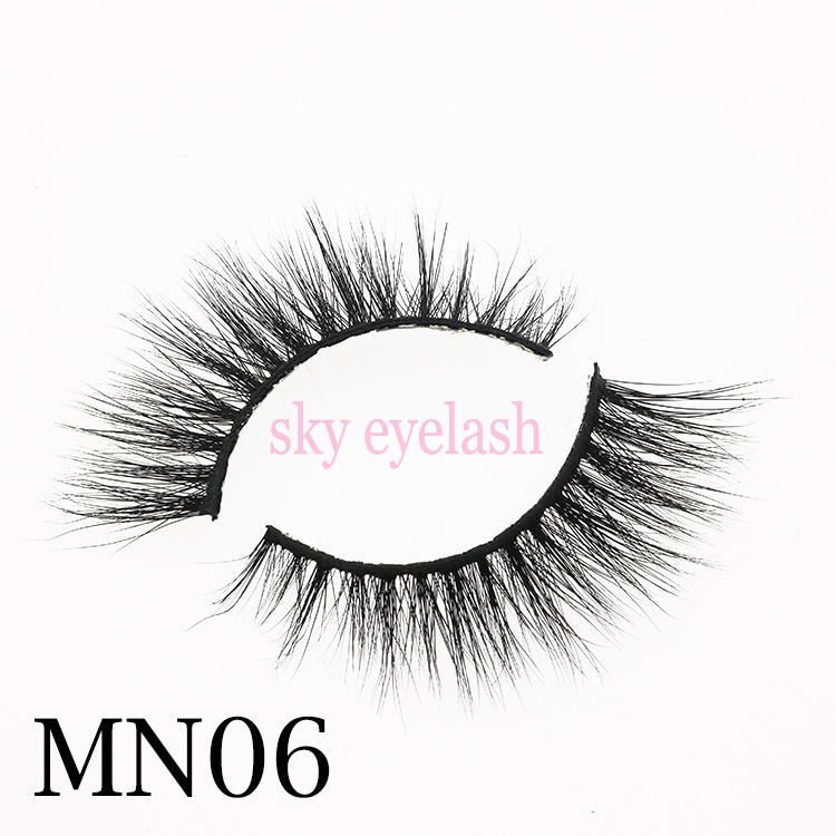Best seller 10 5D mink eyelashes wholesale for US/CANADA 2020