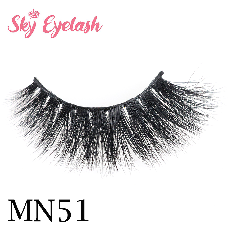 Cheap 3d mink eyelash vendor full strip lashes with private label packaging YO