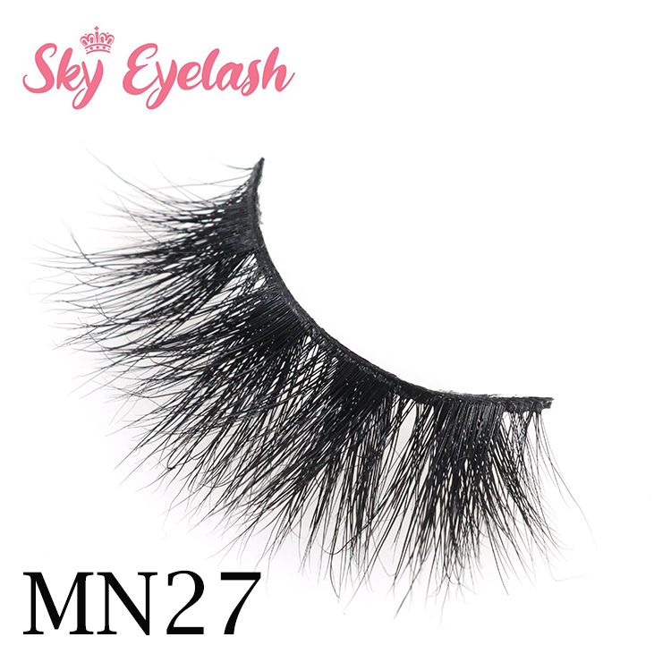 Provide New Arrival 3D Mink Eyelashes With New Private Label Eyelash Boxes OL