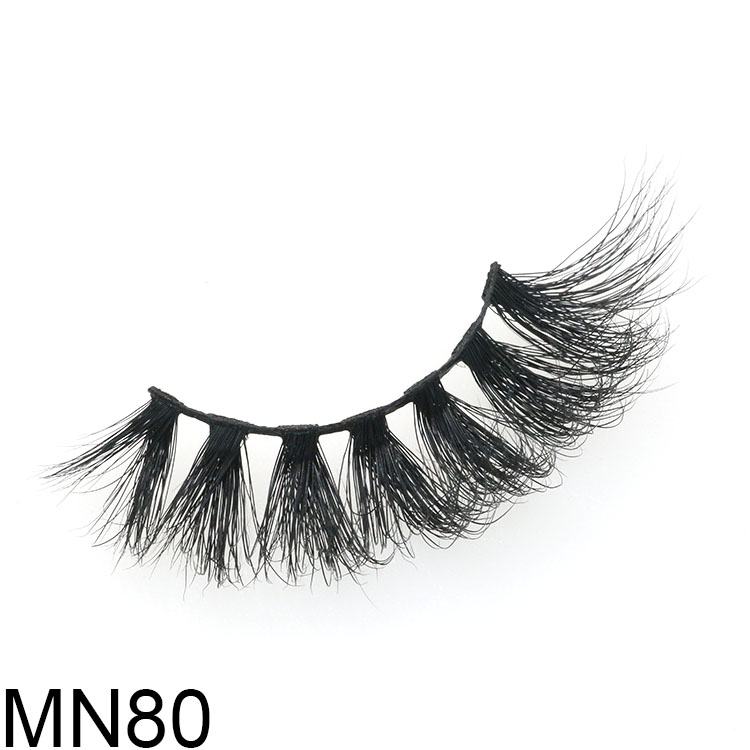 Lash vendors wholesale real mink lashes with magnetic eyelash glue liner