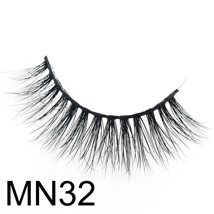 25mm long siberian mink lashes wholesale 3D mink eyelash with custom boxes USA CO