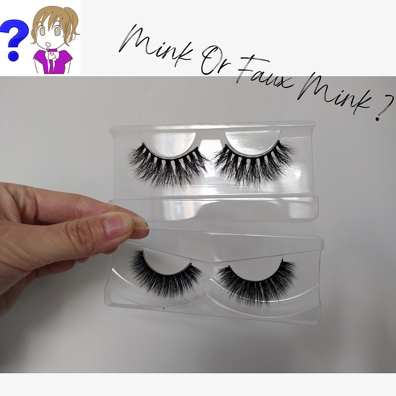 How to distinguish mink lashes from faux mink lash...