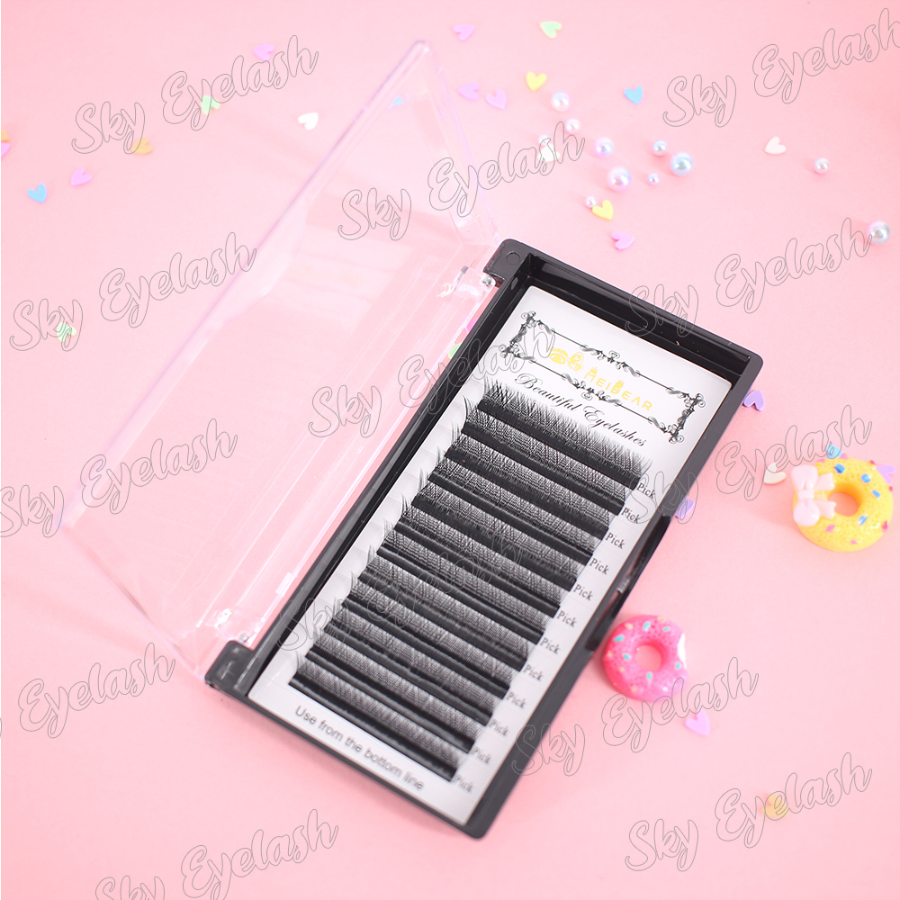 Eyelash extension wholesale vendors factory manufacturer