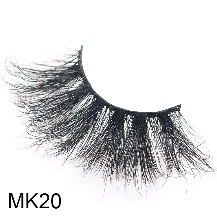 2020 new arrival 3D mink eyelashes vendors with private label packaging USA CO