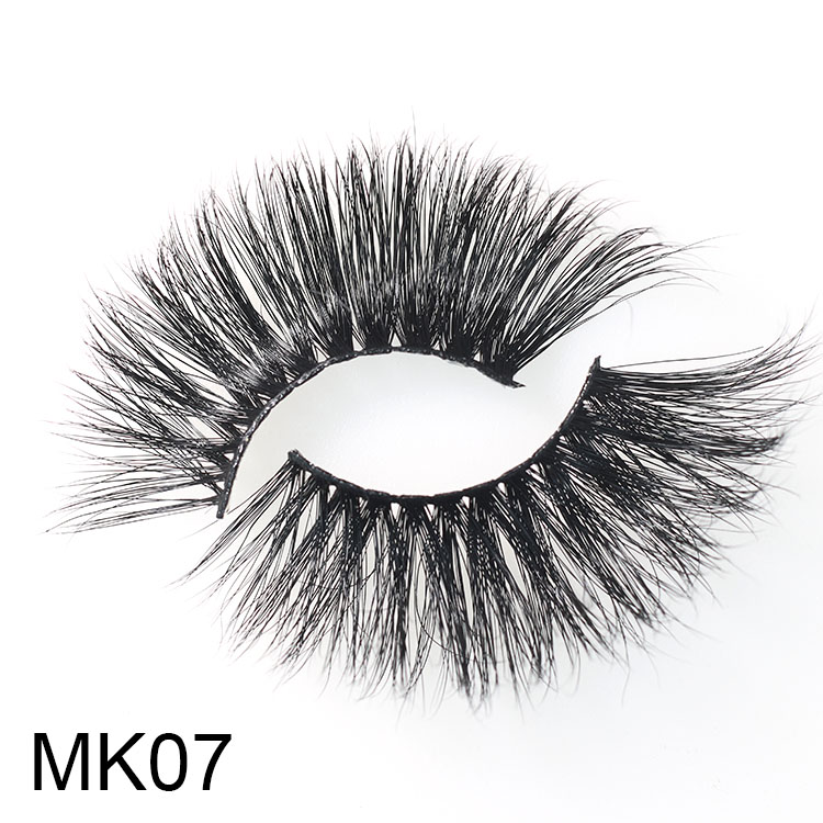 2021 lash vendors wholesale 25mm mink fluffy Siberian real mink lashes to USA CO
