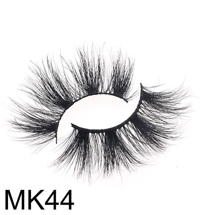 2020 private label eyelash packaging box for own brand mink lashes vendors USA CO