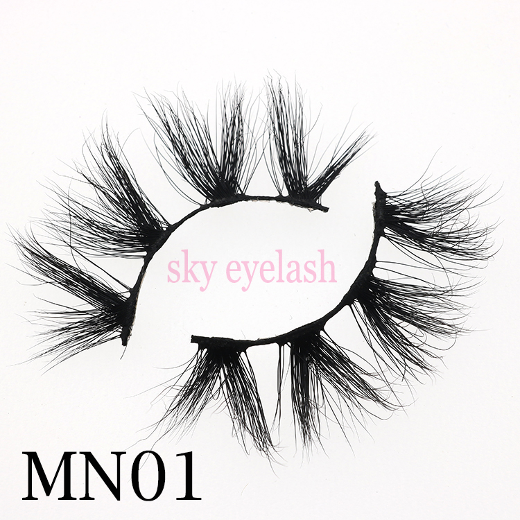 Lash supplies supply long fake eyelashes full set mink lashes with cheap price