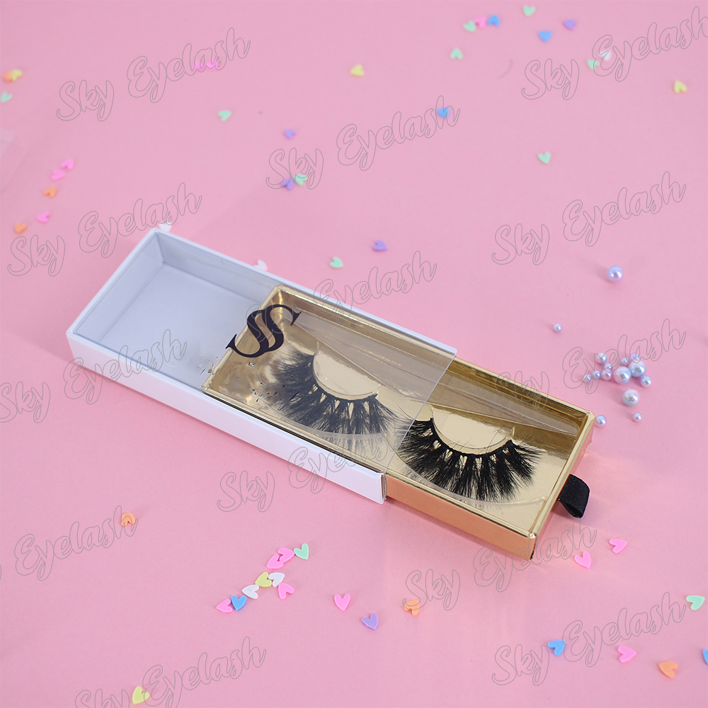 Lash vendor supply best fake eyelashes 3D synthetic fibers with good lash adhesive