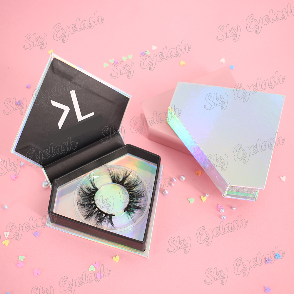Lash vendor wholesale 25mm 3D mink eyelashes real mink lashes with cheap price