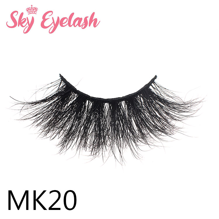 Premium flurry mink eyelash wholesale distributor empty packing private label to America ES