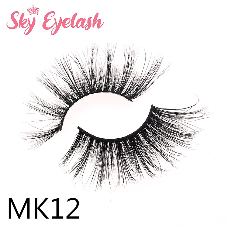 Private label mink lashes packing China vendors the most fashion design to Las Vegas ES