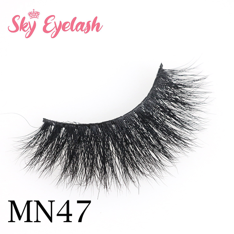 natural 3D mink lahes real mink fur eyelashes vendors with private label oem vendors wholesale USA AW