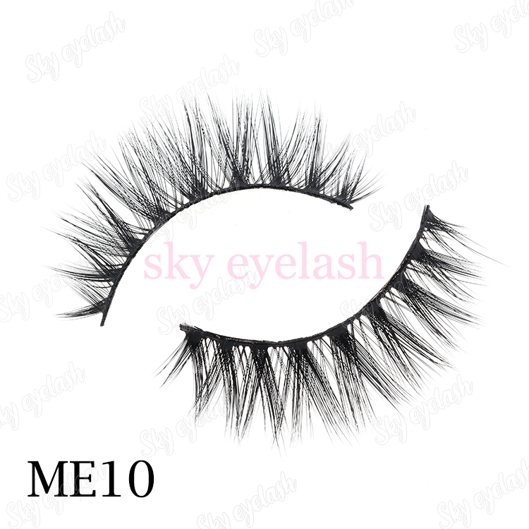 The best eyelash manufacturer supply 2020 new arrival 3D faux mink lashes