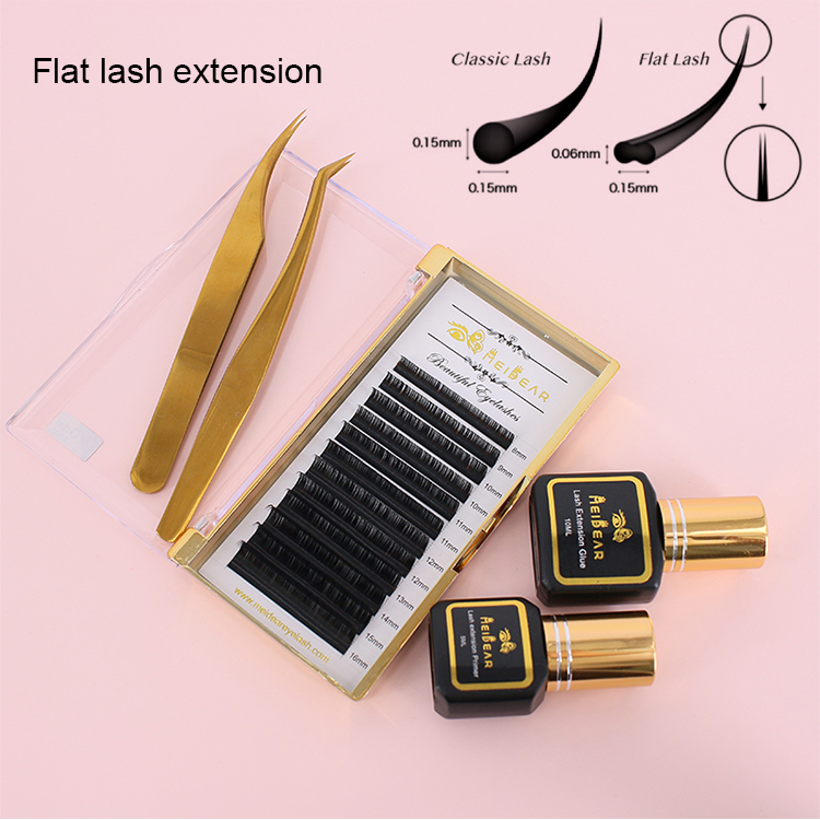 Lash Vendors Wholesale 0.05 0.07mm Easy Fan Camell...