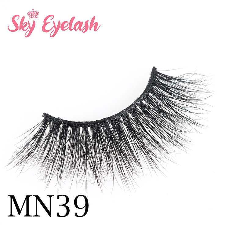 The best eyelash vendor supply premium mink lashes wholesale