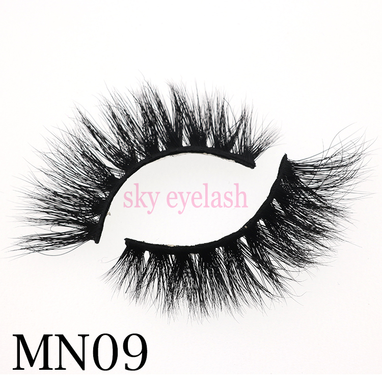 Lash factory wholesale Real mink lashes and custom lash packaging to USA OL