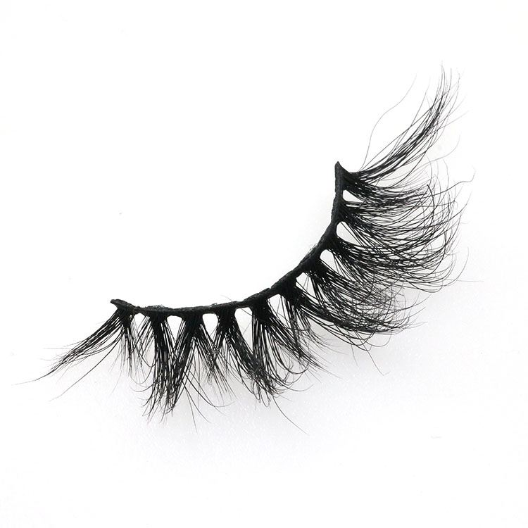 2021 new arrival 25mm 3D mink lashes with customized packaging boxes England