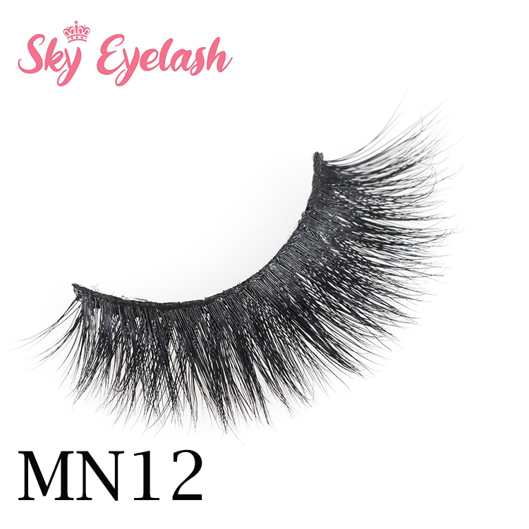 Best wholesale mink lashes vendor supply to US with packaging.