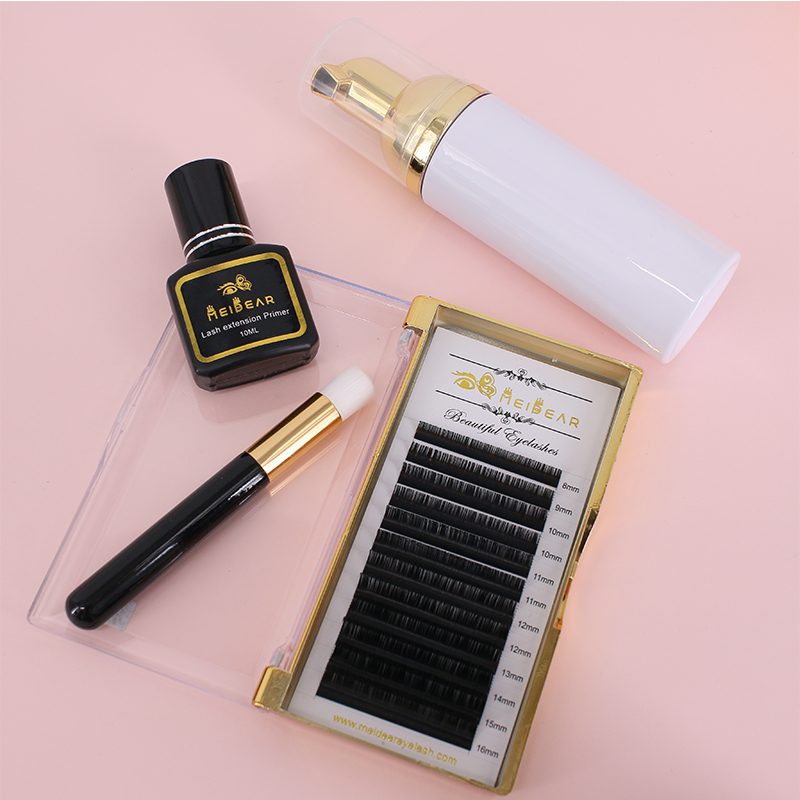 Eyelash Factory Wholesale Individual Eyelash Extensions Mixed Length 5-25mm OL