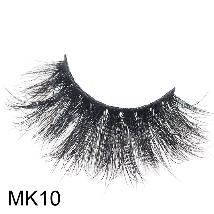 2020 China lashes vendors wholesale 3D mink eyelash with private label coffin box CO