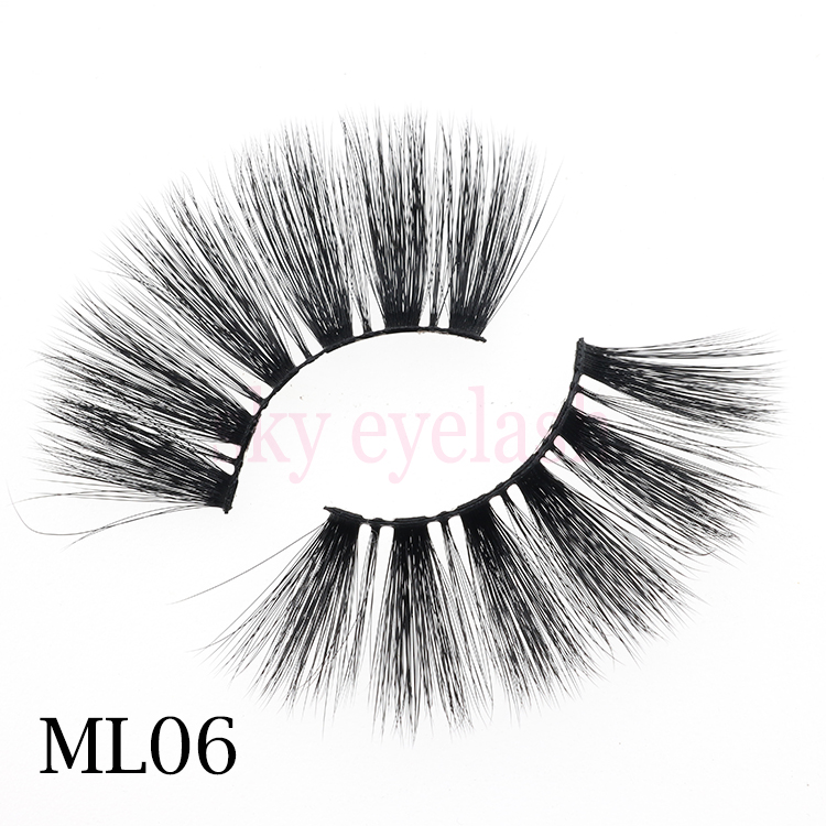 False eyelash vendor wholesale new style popular 25mm 5D eyelashes with custom lash boxes-SX