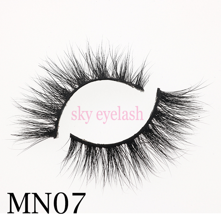 Best quality 3D mink eyelash wholesale  usa