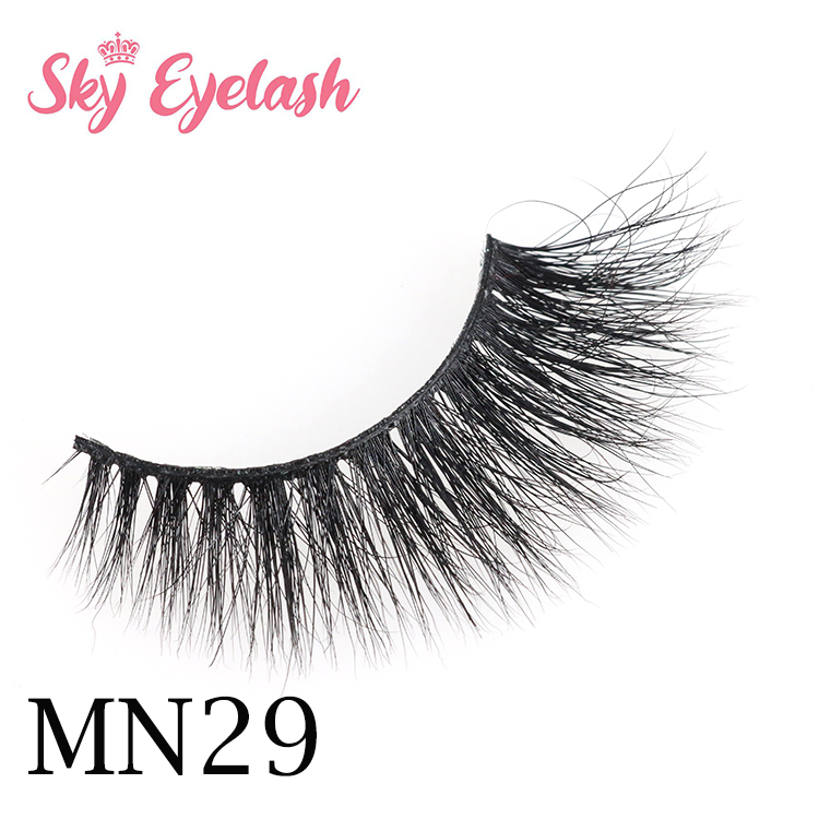 2021 most popular 3D mink eyelash manufacturer wholesale lashes with lowest price OL