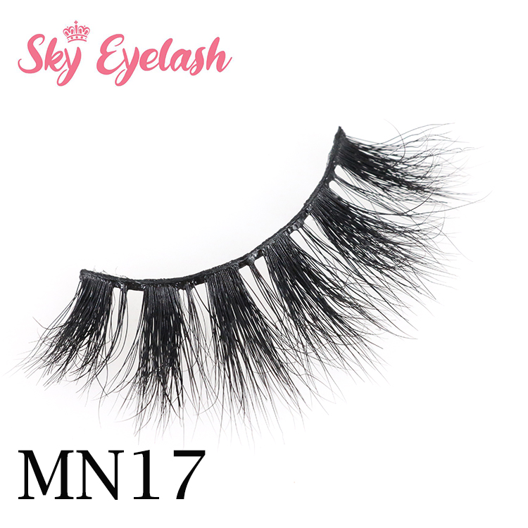 The best seller 10 styles 3D mink eyelashes to canada
