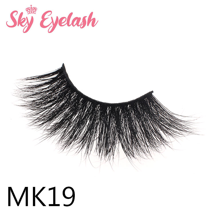 25mm 3D mink lashes wholesale custom glitter packing box manufacturer to USA ES