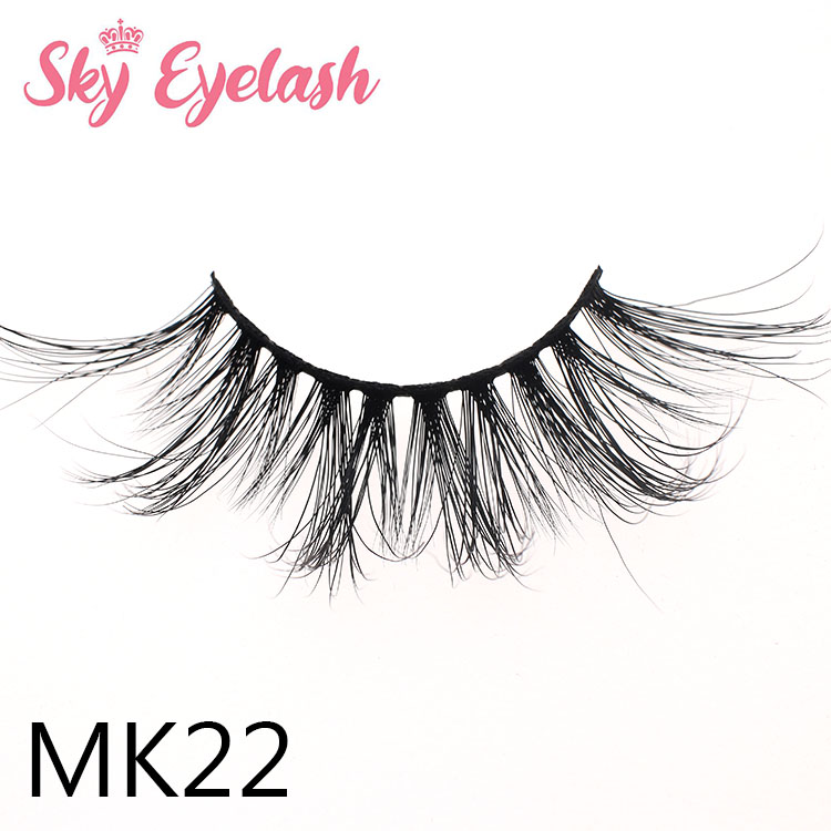Wholesale 3D luxury real mink eyelash diy packing box private label suppliers to USA ES