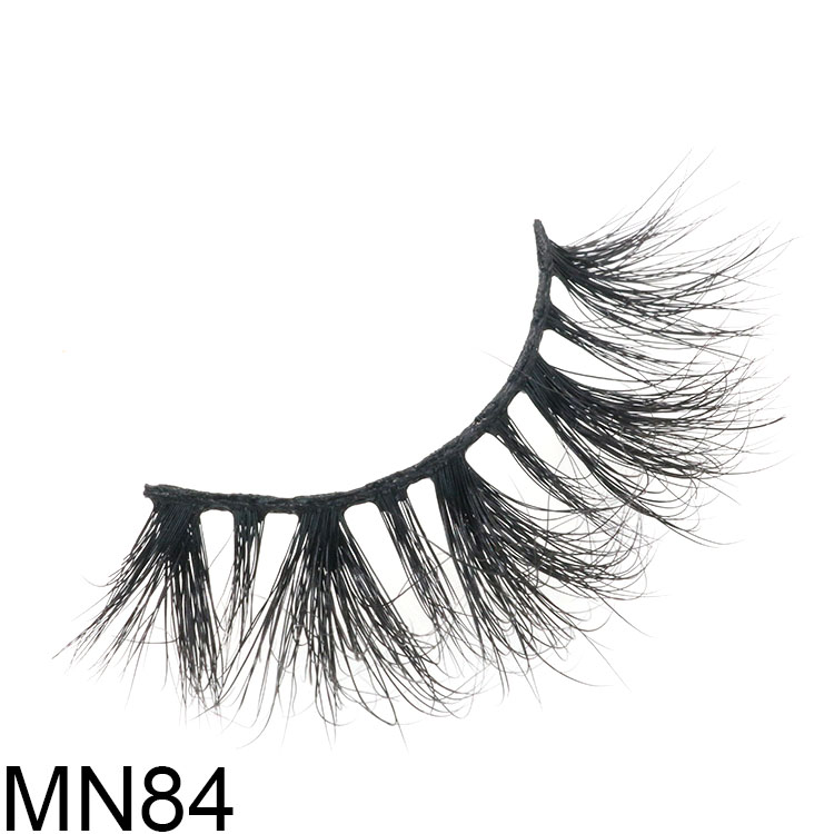 Eyelash manufacturer custom 25mm 3D mink lashes with cheap price USA