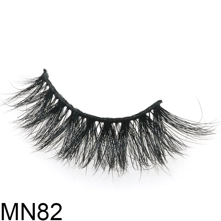 Own brand packages for 5D mink eyelash with best lash adhesive UK CO